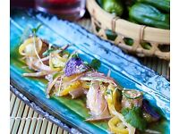Busy Soho Restaurant seeks Chefs of all levels CDP / Demi CDP / Pastry / Sushi Chef