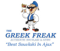 THE GREEK FREAK AJAX NOW HIRING COOKS & COUNTER HELP!