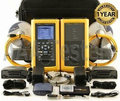 Fluke Networks Dsp-4300 Cat5e Cat6 Cable Tester Dsp4300