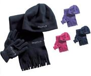 Boys Hat Gloves Set