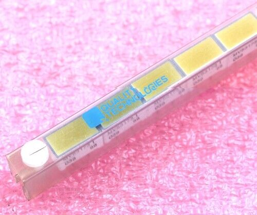 Yellow Four-LED Array Display,