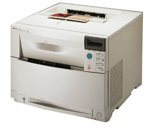 HP 4550 PRINTER COLOR LASERJET professional IMPRIMANTE