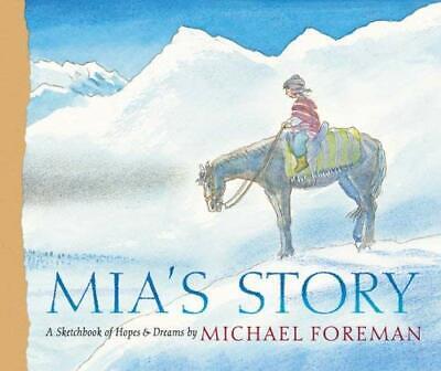 Mia's Historia: un Sketchbook de Hopes y Sueños