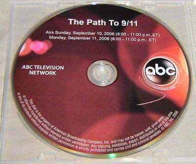 THE PATH TO 9/11, VERY RARE ORIGINAL DVD, UNEDITED VERSION, UN-CUT - PATH TO 911