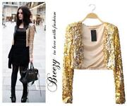Sequin Beaded Jacket