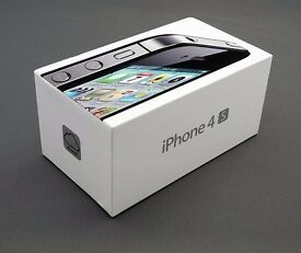 *Immaculate* iPhone 4S 16GB Black UNLOCKED Like NEW