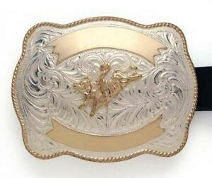 Rodeo Belt Buckles Ebay