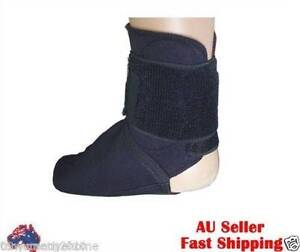 1005 Black hermal Foot Support Brace pain relif Gym sports Sydney City Inner Sydney Preview