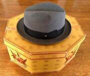 Stetson Hat Box