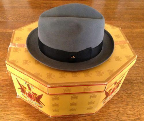 4c02754d94e91 Stetson Hat Box