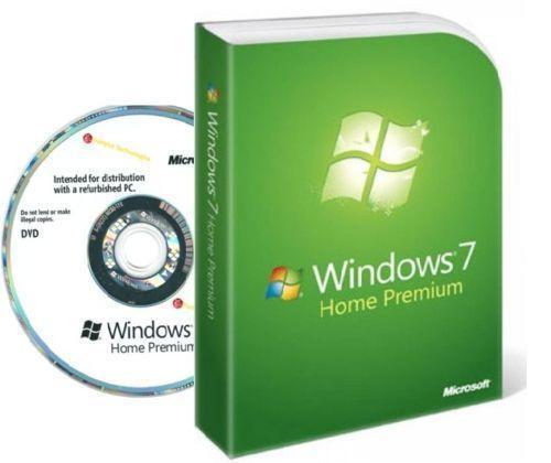 windows 7 home premium computer software ebay. Black Bedroom Furniture Sets. Home Design Ideas