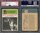 Fleer Rookie Wilt Chamberlain Basketball Trading Cards
