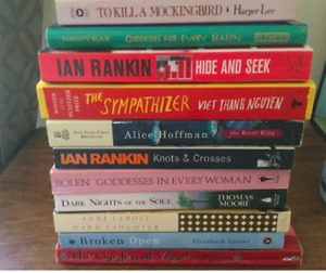 11 books for $7 Lot 2 of 5