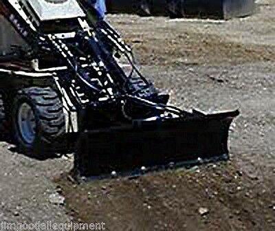 Dozer-snow Blade For Vermeerboxerprowlerkangamini Skid Steers46 Bradco