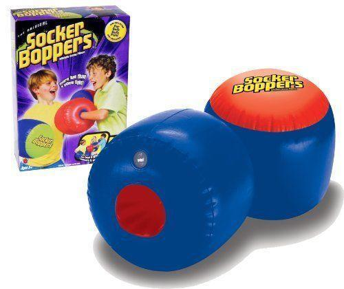 Socker Boppers Power Bag: Socker Boppers: Toys & Hobbies