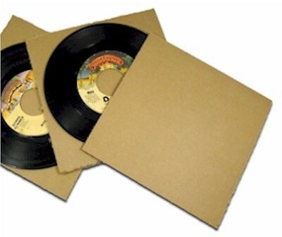 100 45 Rpm Record Mailer Insert Pad 7.25 X 7.25