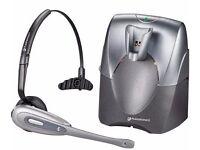 Playtronic Wireless telephone headset