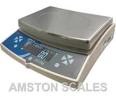 20000 X 0.1 Gram Digital Scale Balance Lab Analytical Laboratory Top Loader Ops