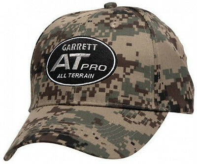 Garrett AT Pro Camo Metal Detector Hat