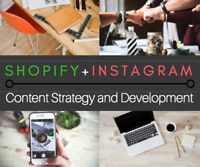 Shopify + Instagram Strategy and Development