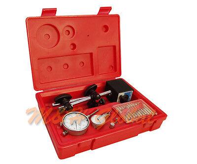 Dial Indicator Test Indicator Magnetic Base 22 Point Set New