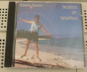 CD - Degrees of Deviation de Eileen Quinn