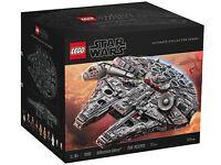 Lego Millennium Falcon 75192 Brand New In Shipping Box