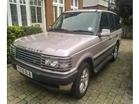 A well used and regularly serviced Range Rover, with no serious faults or warning lights