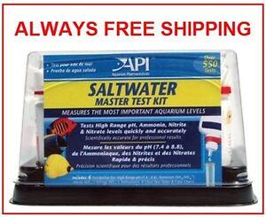 Saltwater Test Kit Ebay