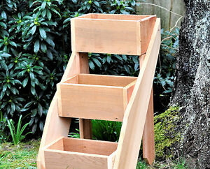Planter, Tiered Planters, Planter Boxes, Custom, Benches