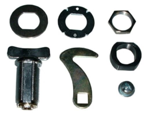 Rubbermaid FG3964L300 3964-L3 - Replacement Lock / Latch for Plaza Container