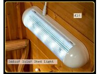 Indoor Solar Shed Light