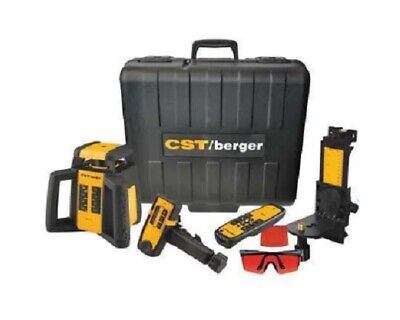 Cstberger Rl50hv Horizontal Vertical Rotary Laser With Receiver