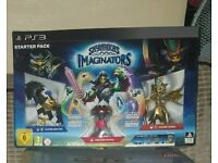 Skylanders imaginators starter pack BOXED
