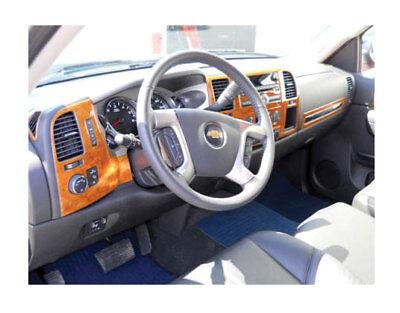 Dash Kit Trim Set for 07 08 09 Chevrolet Silverado LT SLE Z71 Interior CVRL-46E