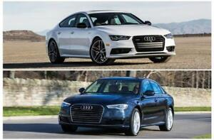 WANTED: 2012/2013 Audi A6 or A7