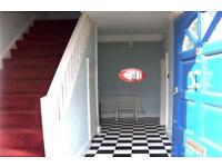 BRISTOL for CENTRAL London 2 bed terraced house & grdn BS5