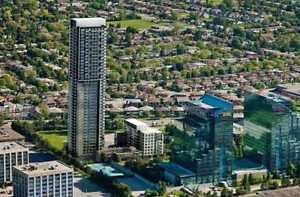 Sheppard/404 - Best South View - 1 Bedroom Plus Den By Tridel