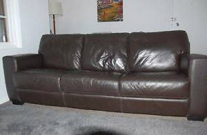 3-seater couch + 2-seater couch Ashfield Ashfield Area Preview