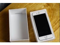 iPhone 6 16gb silver unlocked. Excellent condition