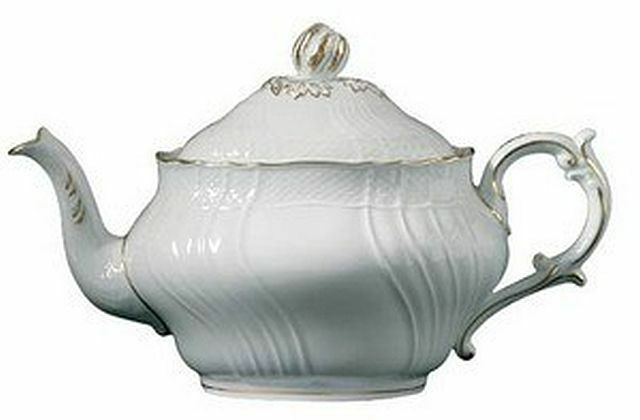 RICHARD GINORI  San Remo Teapot ~new~