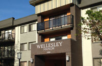 Wellesley Manor Apartments - Bachelor Apartment for Rent