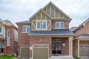 Beautiful Detached House for Rent in Brampton New - Family Only