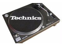 Pair of Technics 1210 mk2 turntables - £675