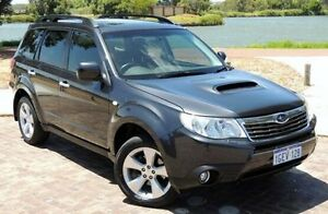 2008 Subaru Forester S3 MY09 XT AWD Premium Grey 5 Speed Manual Wagon Glendalough Stirling Area Preview