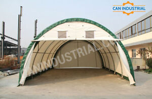 Temporary 20ft x 30ft x 12ft Fabric Storage Structure