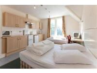Triple studio Swiss Cottage from £350 per week all bills