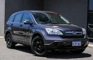 2008 Honda CR-V RE MY2007 4WD Grey 5 Speed Automatic Wagon Osborne Park Stirling Area Preview