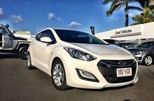2013 Hyundai i30 GD SE Coupe White 6 Speed Sports Automatic Hatchback Mackay 4740 Mackay City Preview