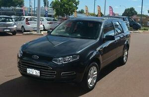 2012 Ford Territory SZ TX Seq Sport Shift AWD Grey 6 Speed Sports Automatic Wagon Gosnells Gosnells Area Preview